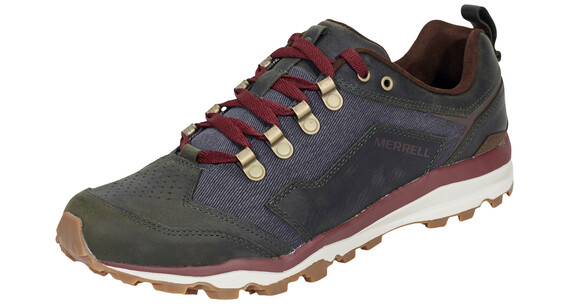 Merrell All Out Crusher Scarpe Uomini verde